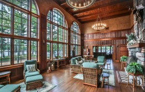 NEW! Historic 9 bedroom estate on world's largest chain of lakes