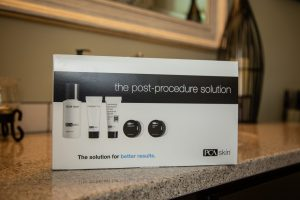 PCA post chemical peel product kit that I highly recommend buying for after a chemical peel