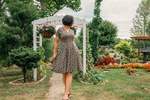 Cece Dress - Hidden Jewels