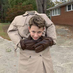 Headless Costume: Full DIY Head-In-A-Jar Tutorial