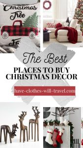 15 Best Places to Buy Christmas Decorations Online