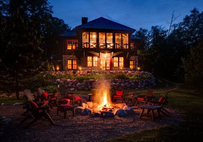 Star Lake Wisconsin Rental