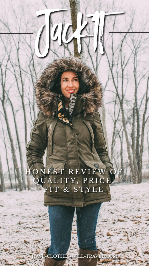 Honest JACK1T Review of Their Coat's Quality, Price, Style & Fit