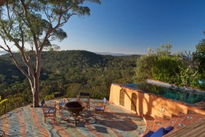 The Moroccan Retreat - A secluded private oasis.