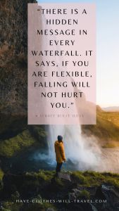 200+ AMAZING Waterfall Quotes & Captions to Inspire You