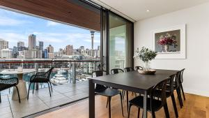 Luxury stay in Auckland, New Zealand