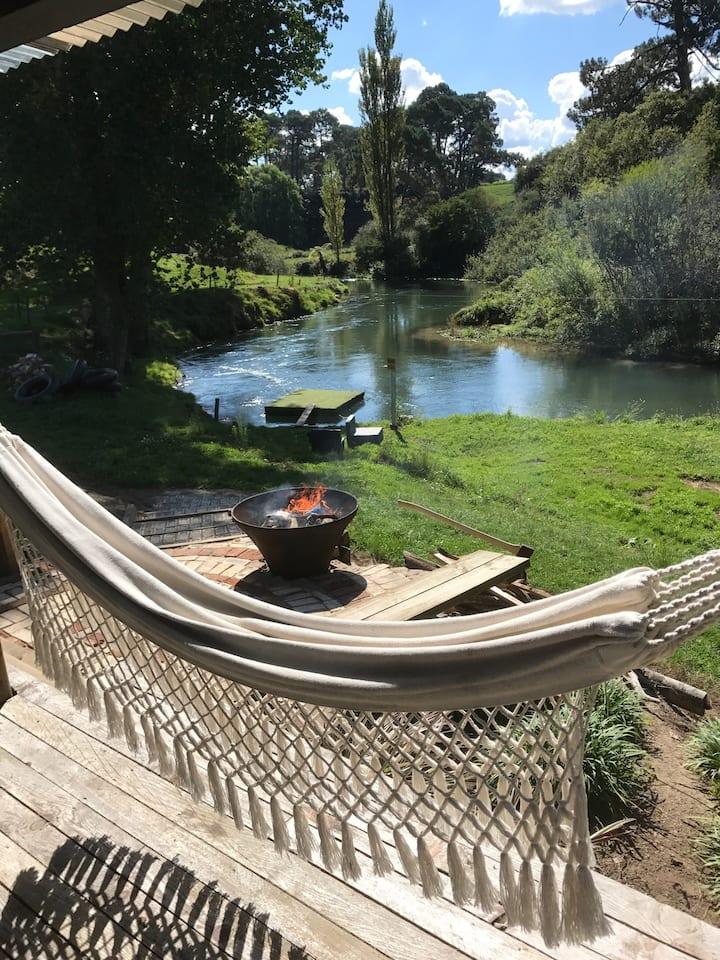 Te Waihou Riverside Retreat