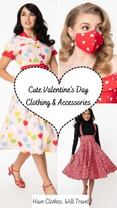 Cute Valentine's Day Clothes & Accessories