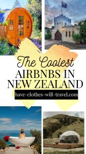 The Coolest Airbnb Rentals in New Zealand for 2021