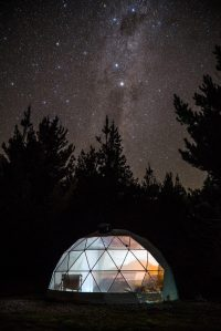 Glamping Honeymoon in Wanaka