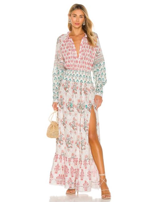 Brio Maxi Dress HEMANT AND NANDITA brand:HEMANT AND NANDITA