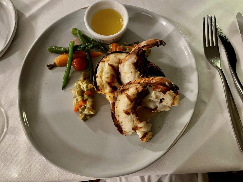 Sapodilla's Lobster