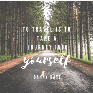 Journey and travel quotes for Instagram