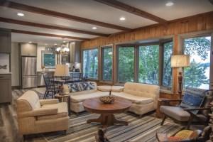 Beautifully Updated Cabin on Pristine Lake Alexander