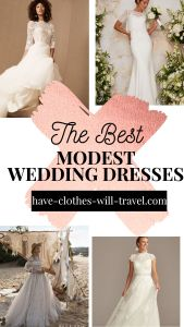 15 Gorgeous Modest Wedding Dresses You Can Buy Online