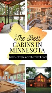 The Coolest VRBO Cabins in Minnesota