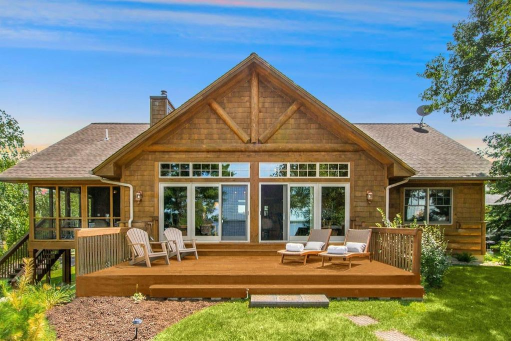 Luxury cabin lake getaway - East Gull Lake, Brainerd, Minnesota