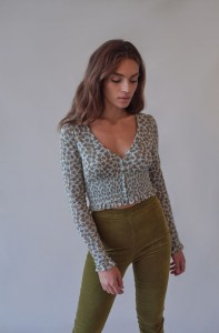 Urban Outfitters boho top clothing online shopping outfit idea for summer