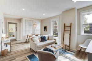 Cozy and modern 3-bedroom apartment in Racine