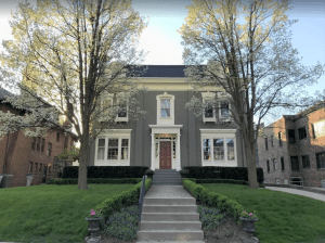 1902 French revival mansion