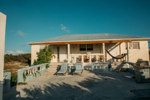 Our Salt Cay vacation rental
