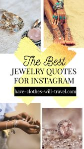 100+ Jewelry Quotes for the Perfect Instagram Caption