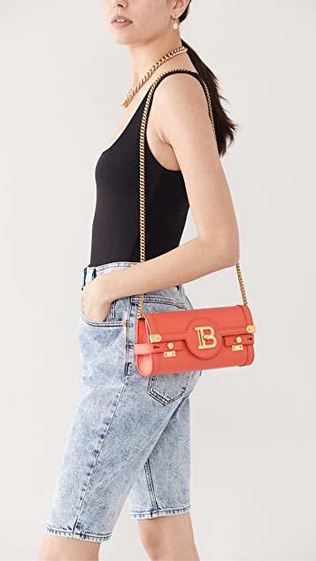 Balmain Bbuzz Pouch 23 Bag