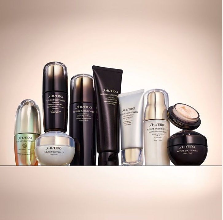 Shiseido Future Solution LX Collection