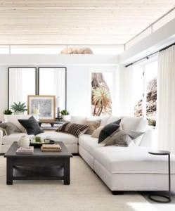 big Sur Benchwright Living Room Su21