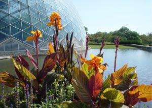 Mitchell Domes Botanical Garden