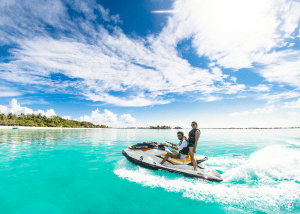 Take a Jet Ski Out on West Harbour Bluff