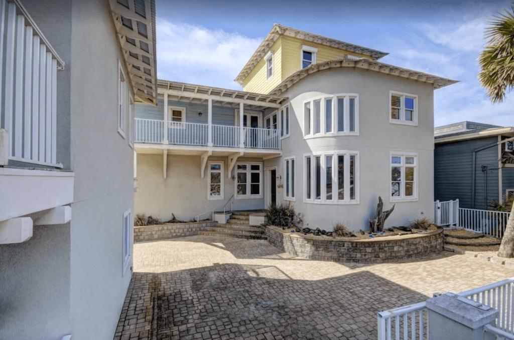 Luxury Beachfront Property with Spectacular Gulf Views and Pool - Miramar Beach, Panama City Beach, Florida