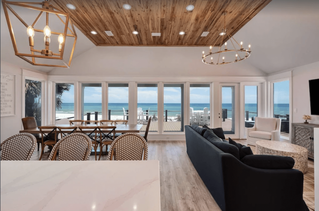 Cozy Coastal 7-bedroom Luxury Cabana with Pool and Gulf Views - Miramar Beach, Florida