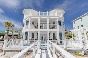 Luxury 7-bedroom Beachfront Home with Pool - Destin, Florida