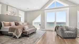 """Sweet Swell"" Beachfront Home with Pool Deck and Beach Views - Panama City Beach, Florida"