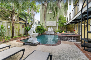 New Orleans 8-bedroom Maison Dubois Rental with Pool