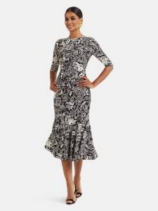 Mestiza Dahlia Midi Dress