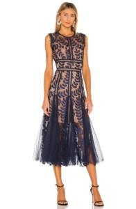 Saba Midi Dress Bronx and Banco brand:Bronx and Banco $420