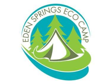 Eden Spring Eco Camp Logo