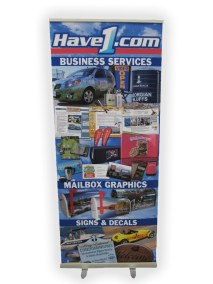 Have1.com Banner Stand