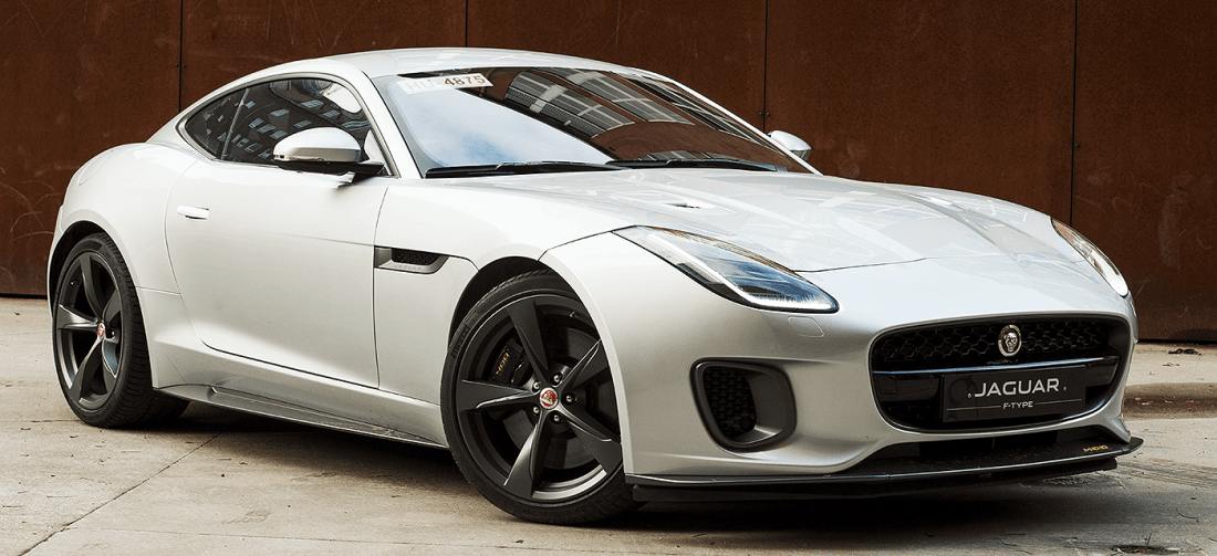 Jaguar F-type 400 Sport AWD