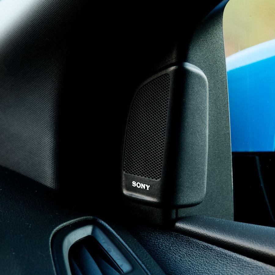 Sony äänentoistojärjestelmä
