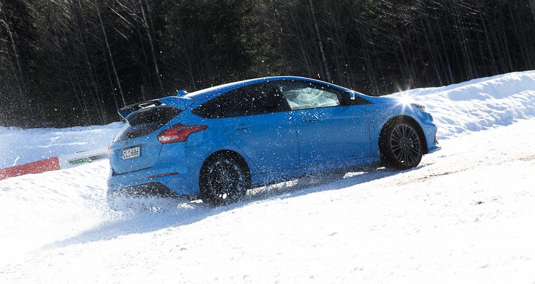 Ford Focus RS – Premier Park