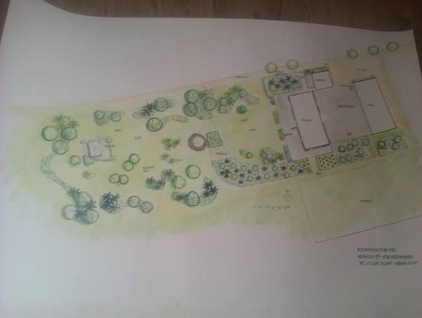 _600stor haveplan til nyopført landejendom