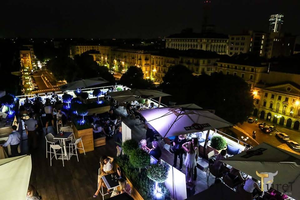 Torino i 5 apericena in terrazza da provare  Havefun