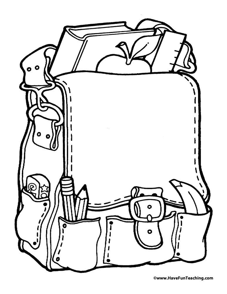 Printable Worksheets » Back To School Worksheets For