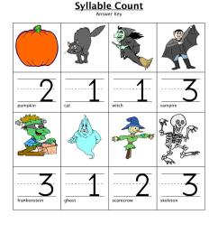 Penguin Syllable Worksheet   Printable Worksheets and Activities for  Teachers [ 1294 x 1000 Pixel ]