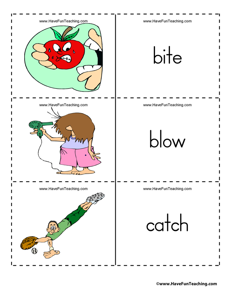Flash Cards Resources
