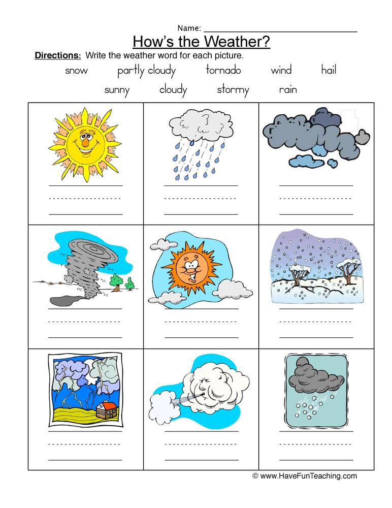 weather worksheets 4th grade. Black Bedroom Furniture Sets. Home Design Ideas