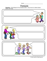 Writing Dialogue Worksheet. Worksheets. Kristawiltbank ...